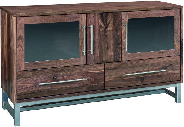 Amish Large Modella Plasma TV Cabinet