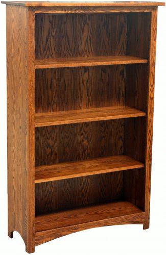 Amish Shaker 39 Inch Bookcase