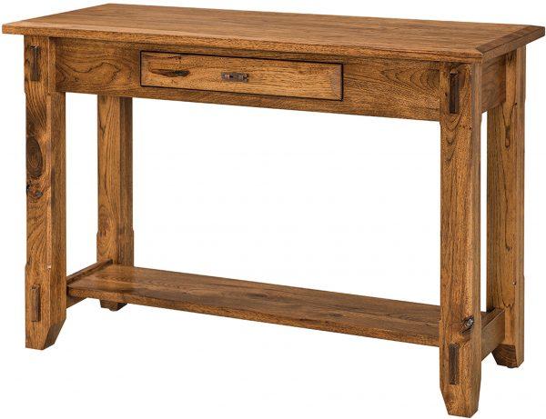 Amish Tacoma Sofa Table