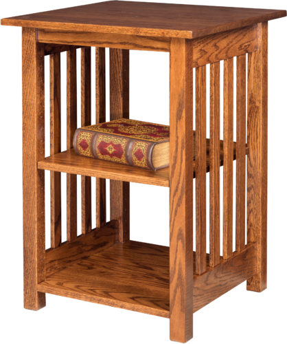 Amish Spring Dale Printer Stand