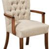 Amish Alana Dining Arm Chair