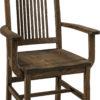 Amish Bayhill Arm Chair