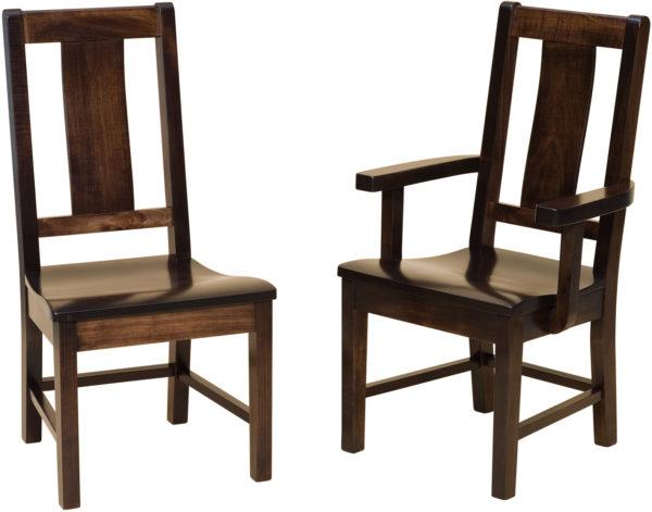 Amish Benson Chair
