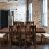 Amish Chesterton and Corbin Dining Room