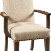Amish Corbin Dining Arm Chair