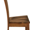 Side Detail of the Delphi Dining Chair