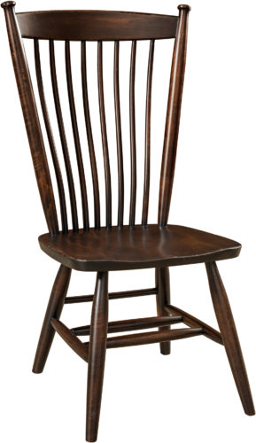 Amish Easton Shaker Side Chair