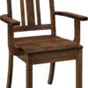 Custom Eco Dining Arm Chair