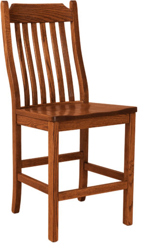 Amish Franklin Bar Stool