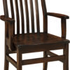 Amish Franklin Chair with Arms