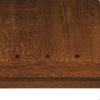 Amish Fresno Seat Inlay Detail