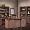 Amish Georgetown Office Furniture Set
