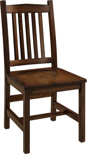 Amish Logan Dining Chair