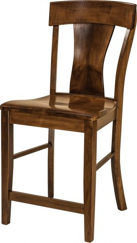 Amish Ramsey Bar Stool