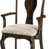 Amish Richland Arm Dining Chair