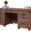 Amish Georgetown Premier Executive Desk
