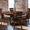 Amish Savannah and Sherwood Dining Chair Collection