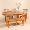 Custom Shelby Dining Room Set