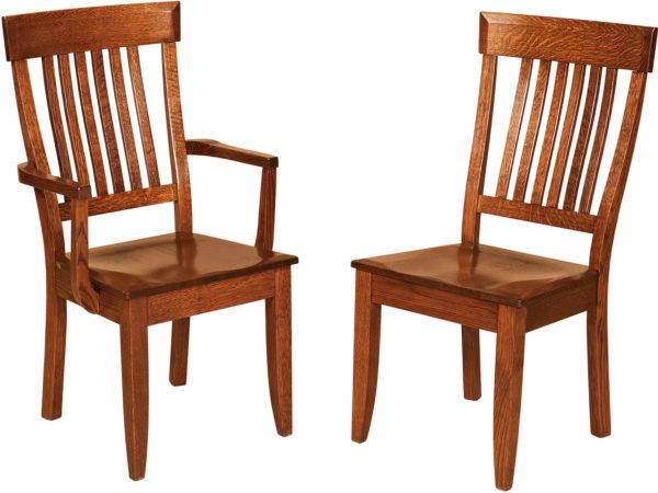 Amish Ventura Dining Chair