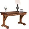 Amish Shakespeare Hand-Planed Writer's Desk