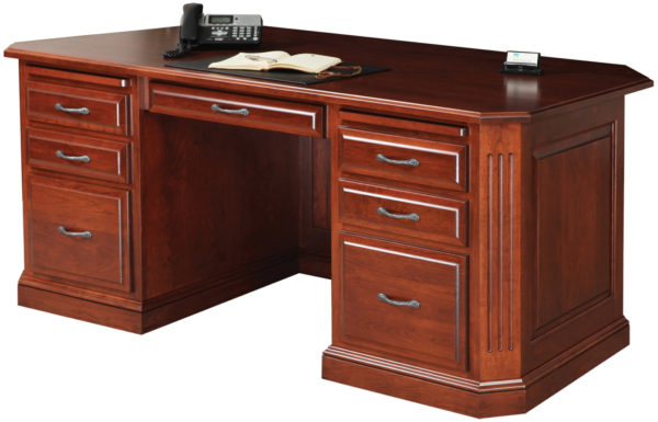 Amish Buckingham Executive Desk