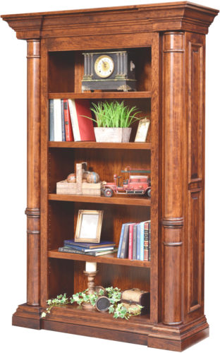 Amish Paris Bookcase