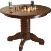 Amish Lexington Round Office Table