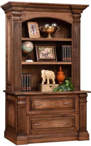Montereau Lateral File and Bookshelf