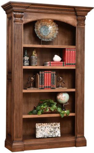 Amish Montereau Bookcase
