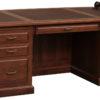 Amish Jefferson XL Executive Desk