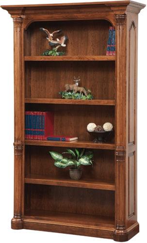 Amish Jefferson 48 Inch Bookcase