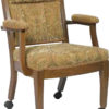 Amish Low Back Client Arm Chair