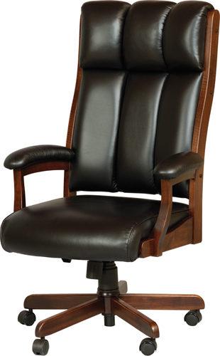 Amish Clark Executive Chair