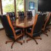 Amish Clark Executive Chairs