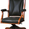 Amish Lincoln Executive Desk Chair