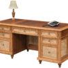 Amish Bridgeport Executive Office Desk