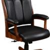 Amish Bridgeport Office Chair