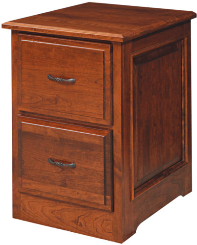 Amish Liberty Classic Two Drawer File Cabinet