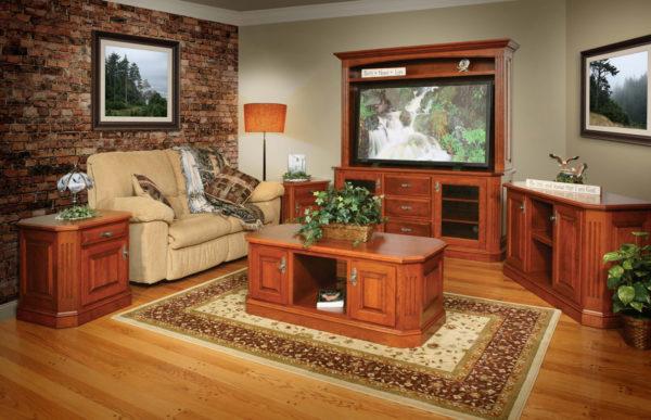Amish Buckingham Living Room Set