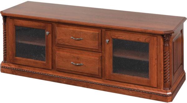 Amish Lexington Plasma TV Cabinet