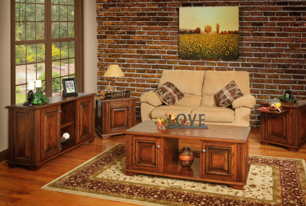 Amish Lincoln Living Room Collection