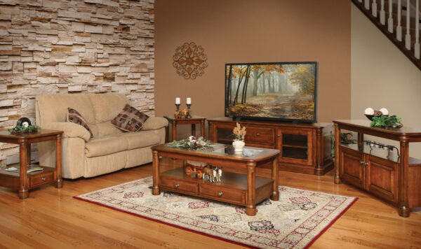 Amish Jefferson Living Room Collection