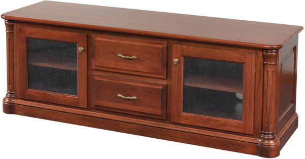 Amish Jefferson Plasma TV Stand