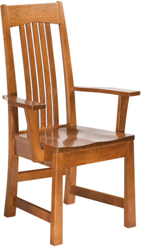 Amish Armani Arm Chair