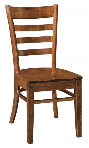 Amish Brandberg Side Chair