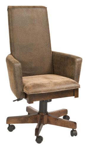 Amish Bradbury Office Chair