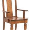 Amish Brunswick Arm Chair