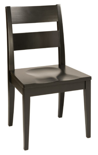 Amish Carson Side Dining Chair