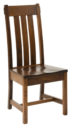 Amish Chesapeake Side Dining Chair
