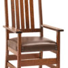 Amish Conner Arm Chair